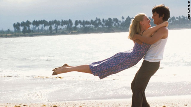 """Dirty Dancing: Havana Nights"" even featured its own less challenging version of Swayze and Grey's dramatic lift."