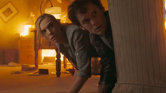 "Seeing abandoned Las Vegas homes inspired Marti Noxon to write the ""Fright Night"" remake with Toni Collette and Anton Yelchin."