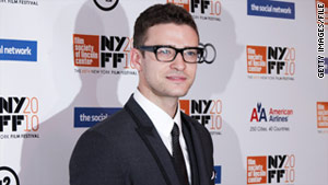 """Justin Timberlake """"has no involvement"""" with a song that some media credited to him last week, his representative says."""