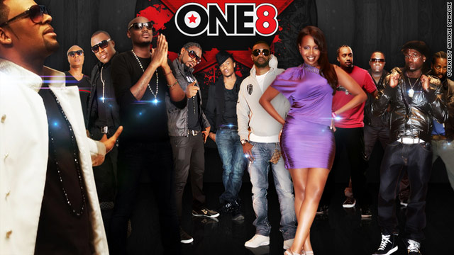 African supergroup ONE8.