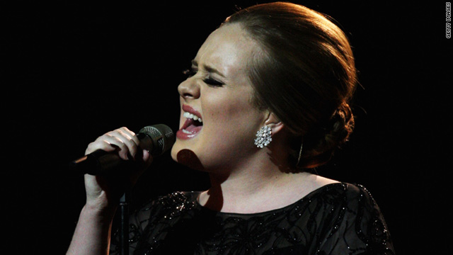"Adele is the name on the tip of every music lover's tongue since the release of her album, ""21."""