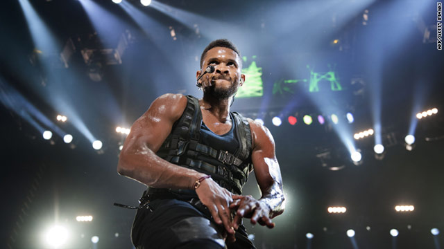 R&B star Usher has said he will return the money he was paid to perform on the Caribbean island of St. Bart's in 2009.