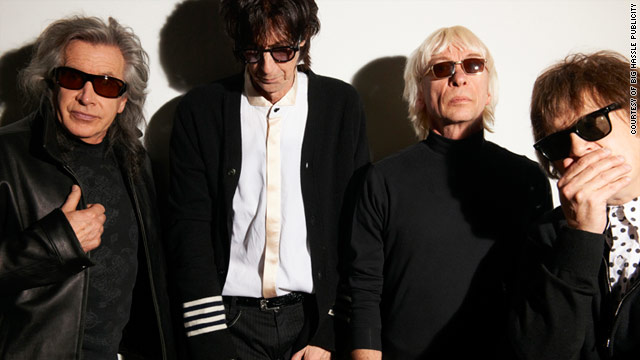 New wave rockers The Cars are back on the road for the first time in 25 years.