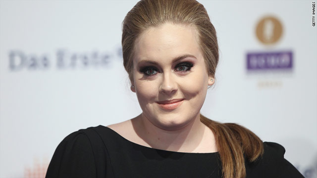 """21"" is Adele's deeply personal break-up album that has sold 1.5 million copies this year."
