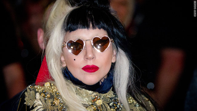 """Born This Way"" is Gaga's Eighties arena-rock move, going for maximum goth Catholic bombast."