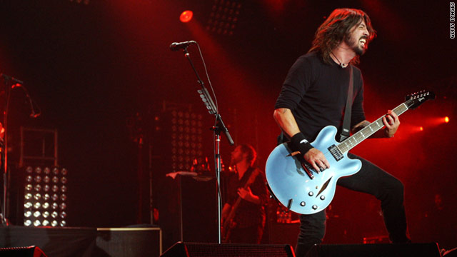dave grohl explains foo fighters hilarious 52 page tour rider cnn com