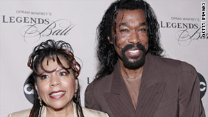 Nickolas Ashford, along with his wife and songwriting partner Valerie Simpson, wrote some of Motown's biggest hits.