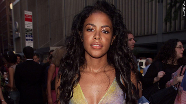 Aaliyah Dana Haughton was only 22 when she and eight others died in a twin-engine plane crash in the Bahamas.