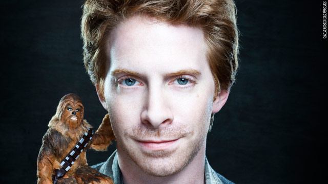 "Seth Green's show ""Robot Chicken"" has included three ""Star Wars"" specials."
