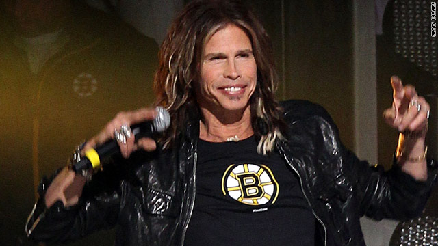 After nearly 40 years fronting Aerosmith, Steven Tyler, 62, still feels like he needs to get his name out there more.