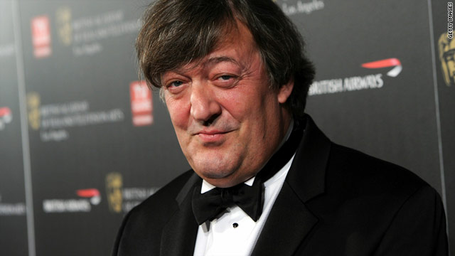 Stephen Fry was due to film in Japan this month but the trip was canceled over reaction to comments on his quiz panel show QI.