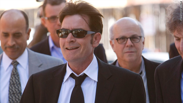 """The creator of """"Two and a Half Men"""" had Charlie Sheen in mind when he came up with the show."""