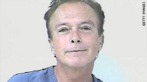 Actor and musician David Cassidy pleaded no contest to a DUI charge in Florida.