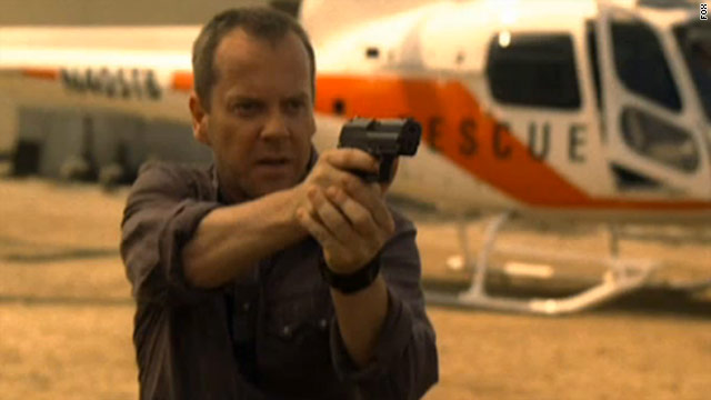 Jack Bauer was a big trending topic on Twitter late Sunday in light of the Osama Bin Laden news.