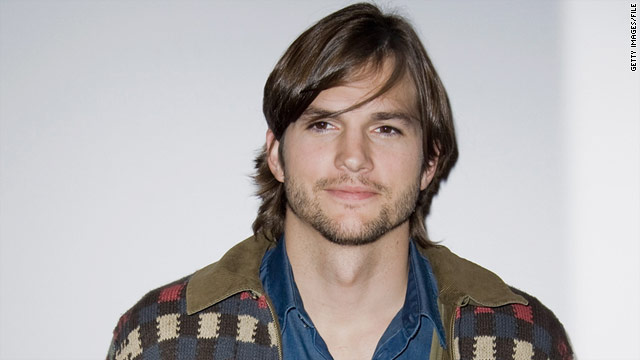 "Fans are not being ""Punk'd."" Ashton Kutcher will replace Charlie Sheen on ""Two and a Half Men."""