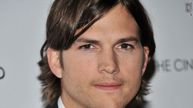 "Ashton Kutcher is reportedly close to replacing Charlie Sheen on the CBS comedy, ""Two and a Half Men."""