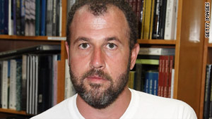 "James Frey was accused of fabricating key parts of his memoir ""A Million Little Pieces."""