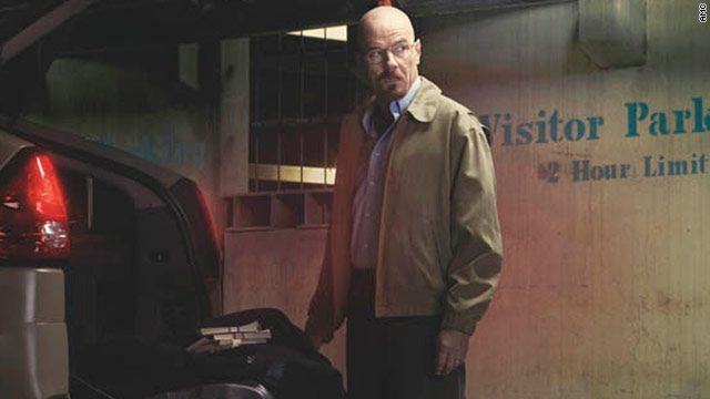 "Actor Bryan Cranston is back this summer for another season of the critically acclaimed AMC series ""Breaking Bad."""