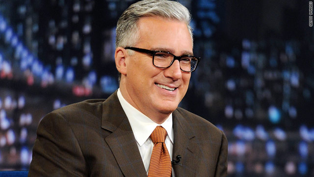 "Left-wing news personality Keith Olbermann re-launched his show, ""Countdown,"" on Monday."