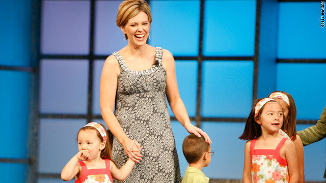 "TLC announced today that they have decided to cancel the reality show, ""Kate Plus 8,"" starring Kate Gosselin and her kids."