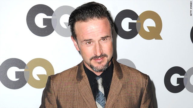 Actor David Arquette ended a one-month stint in a rehab facility.