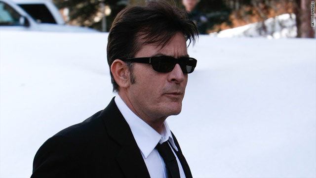 "Charlie Sheen was ""very, very intoxicated, also apparently in a lot of pain"" last Thursday morning, according to a 911 call."