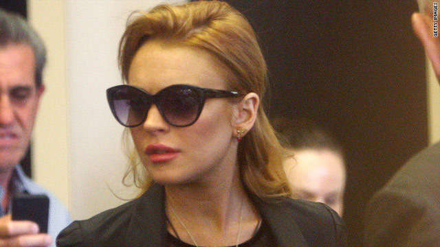 Lindsay Lohan will be charged Wednesday with felony grand theft.