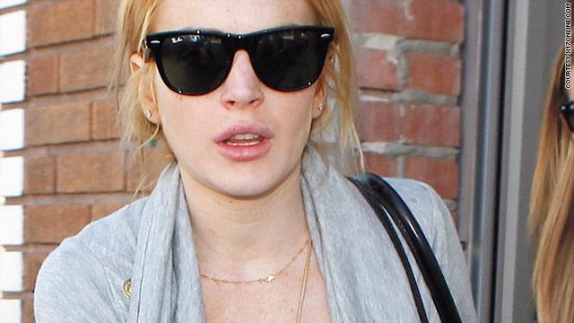 Lindsay Lohan remains free on bond after probation revoked