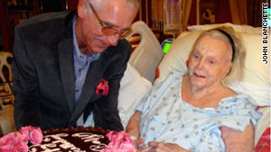 Zsa Zsa Gabor, seen here on her 92nd birthday, has been hospitalized twice since February 1.