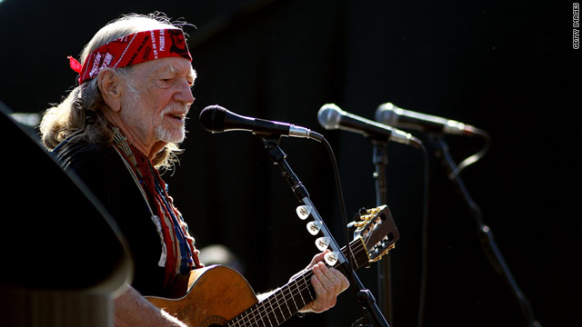 Willie Nelson, a treasured icon in the Lone Star state, was charged with marijuana possession.