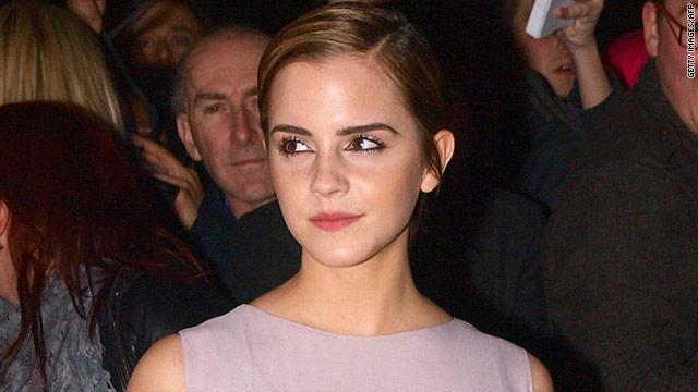 Emma Watson At Brown. Emma Watson will be