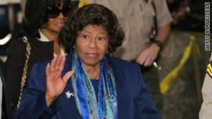 Katherine Jackson said she dreads sitting in court for Dr. Conrad Murray's trial, which is set to start May 9.
