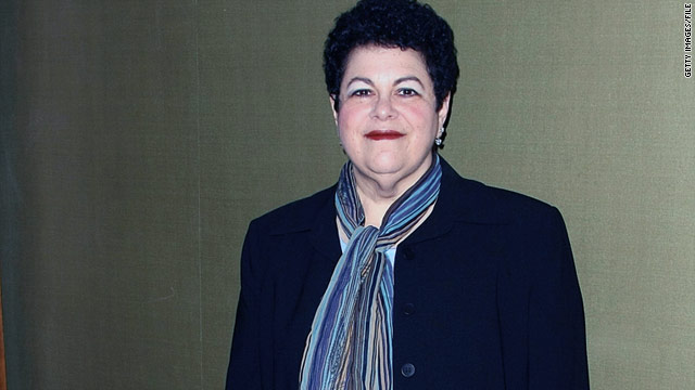 Phoebe Snow at the UJA-Federation of New York luncheon in New York City in 2008.