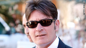 Charlie Sheen wraps up his stage tour next week with a show in Seattle.