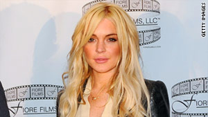Lindsay Lohan is expected to start 480 hours of community service this month.