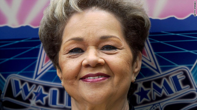 """Etta James, best known for her 1961 hit """"At Last,"""" was diagnosed in 2009 with Alzheimer's disease."""