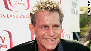 Actor Jeff Conaway is shown at the sixth annual TV Land Awards in Santa Monica, California, in June 2008.