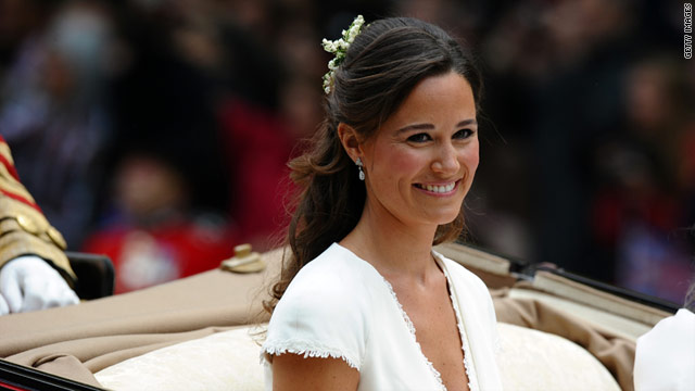 pippa middleton photo. Pippa Middleton is said to