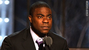"Tracy Morgan tells GLAAD,  ""I never want to use my comedy to hurt anyone."""