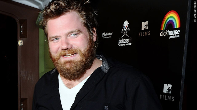&quot;Jackass&quot; star Ryan Dunn was one of two people killed in a car wreck in Pennsylvania on Monday.