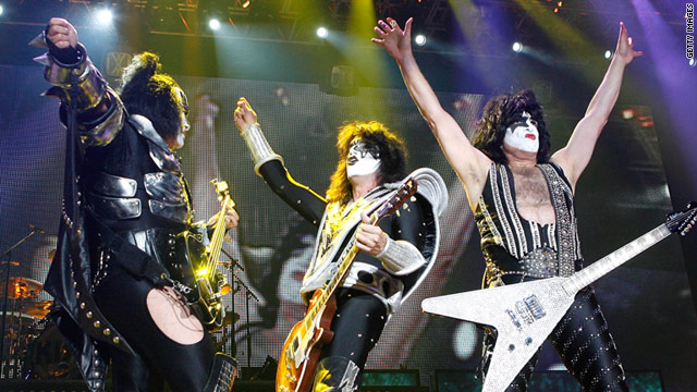 KISS signed up to pay tribute to Michael Jackson in an October concert.