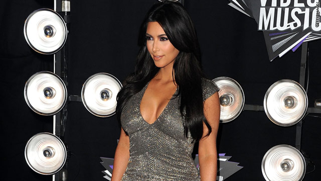 The video was made during the time the now married Kim Kardashian was dating R & B singer Ray J.