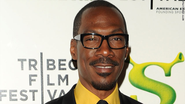 Funnyman Eddie Murphy follows last year's Oscar co-hosting team of Anne Hathaway and James Franco.