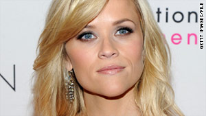 Actress Reese Witherspoon was hit by a car while jogging in Santa Monica, California.