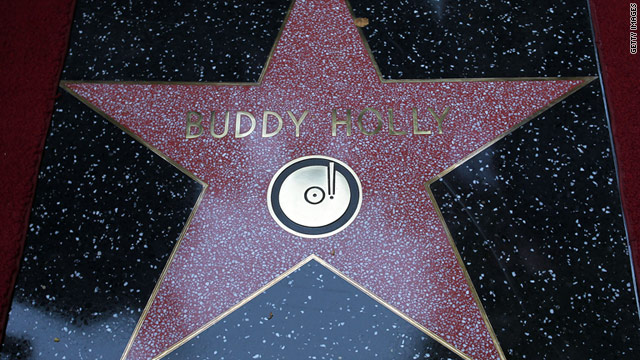 Before he died in a plane crash, Buddy Holly put his mark on rock and roll history.