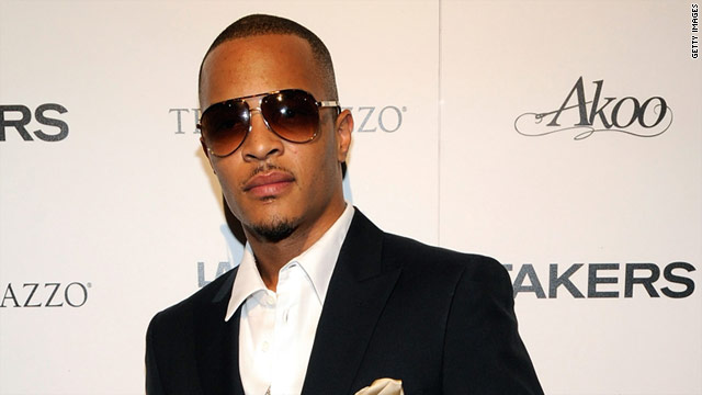 U.S. marshals removed T.I. from an Atlanta halfway house and placed him in the federal prison.