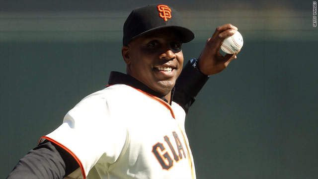 Barry Bonds faces four counts of lying to a grand jury and one count of obstruction of justice.