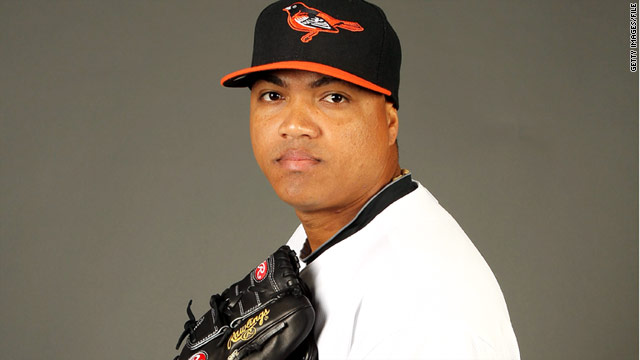 Baltimore Orioles pitcher Alfredo Simon faces involuntary homicide charges in the Dominican Republic.