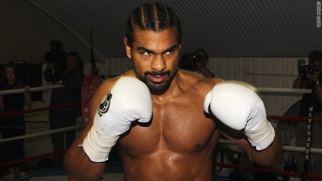 WBA champion David Haye will take on Wladimir Klitschko in the Ukrainian's adopted home city in Germany.