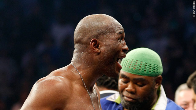 Bernard Hopkins reflects on becoming boxing's oldest world champion at 46 years, 126 days.